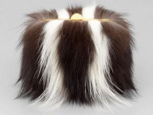 Tom Ford Skunk Fur Purse
